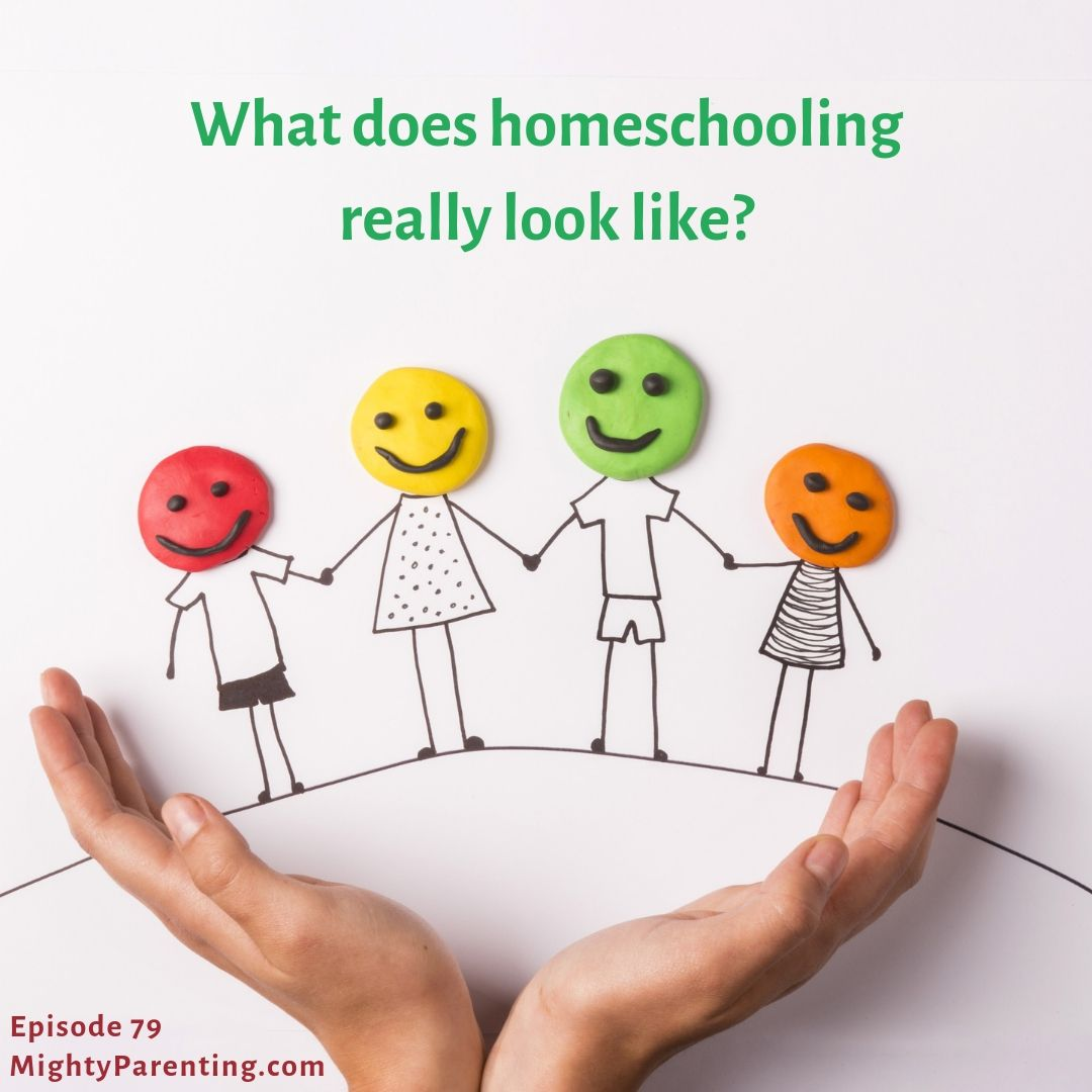 What Homeschooling Looks Like And How It May Help   Alison Morrow   Episode 79