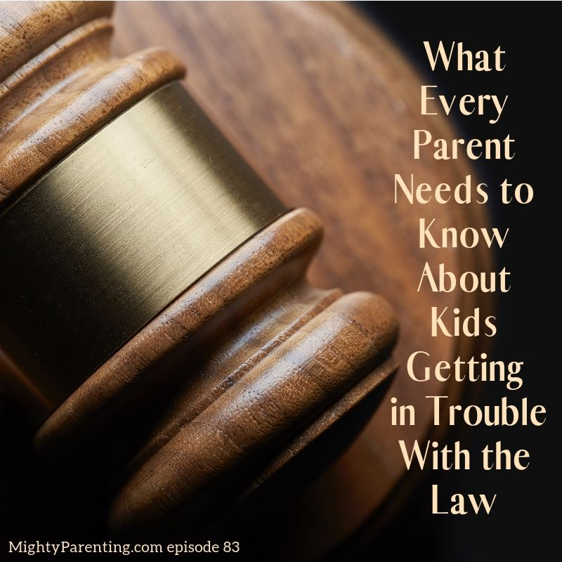 What Every Parent Needs To Know About Kids Getting In Trouble With The Law   Elvin Gonzalez   Episode 83