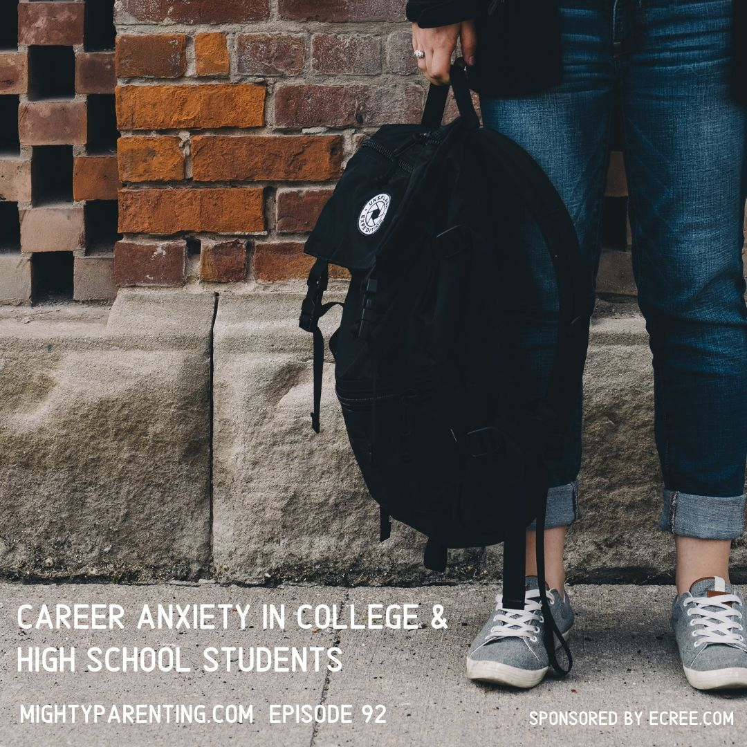 Career Anxiety In College And High School Students | Dennis Trittin | Episode 92