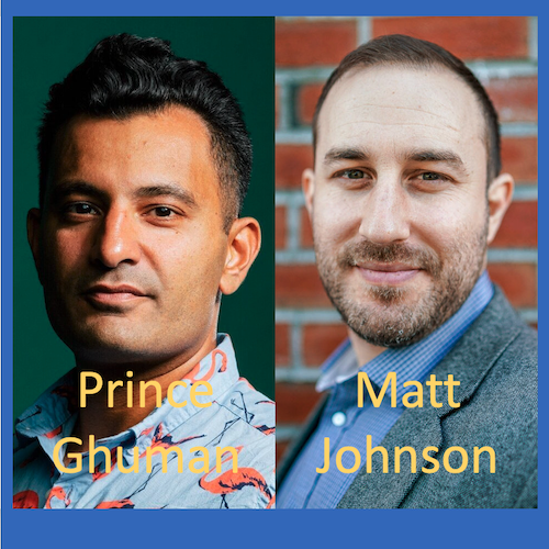 Matt Johnson & Prince Ghuman on Mid-Liminal Marketing and the Ethics of Applied Neuroscience