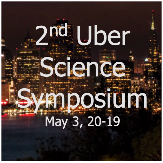 Grooving: The Uber Science Symposium