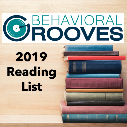 Grooving: 2019 Reading List