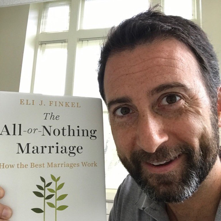Secrets to a Successful Marriage with Eli Finkel