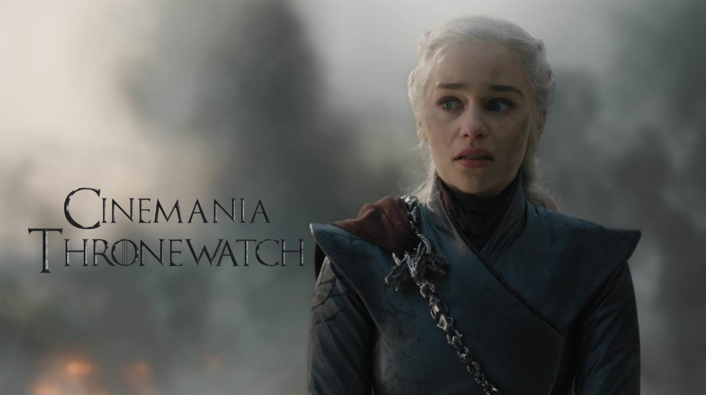 """Thronewatch Ep.5 - GOT S8 E5 """"The Bells"""" Review"""