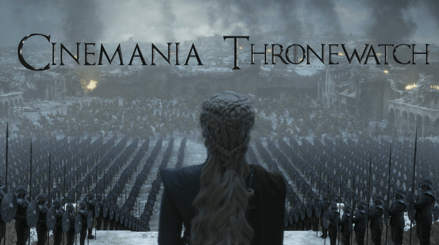 """Thronewatch Ep.6 - S8 E6 """"The Iron Throne"""" Review"""