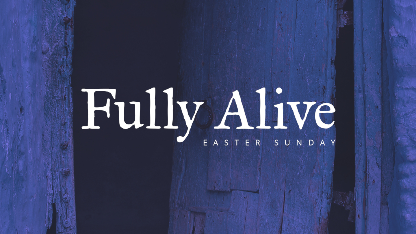 Easter Sunday: Luke 19:41-44
