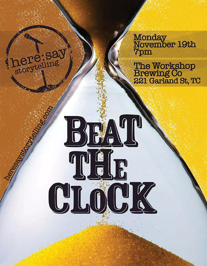 Beat the Clock! wsg Christal Frost