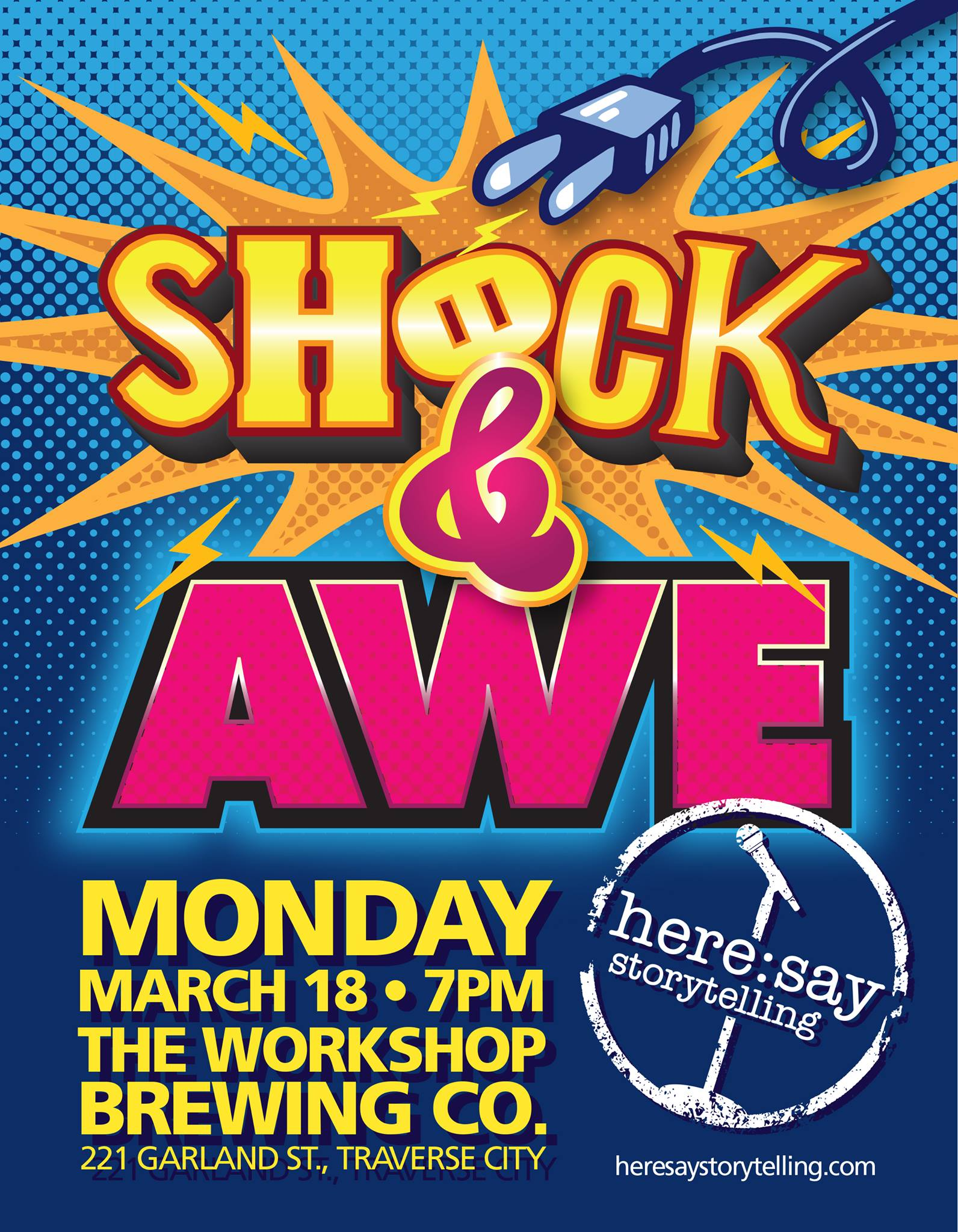 Shock and Awe wsg. Taylor Cramer