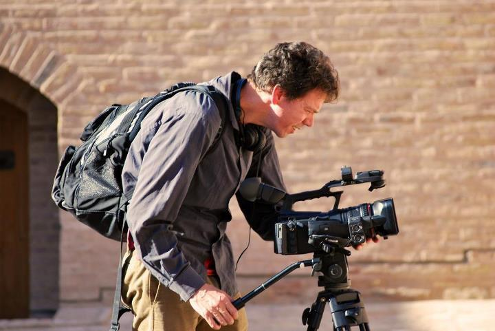 Pictures in a hurry: Phil Darley on his new novel about a news cameraman