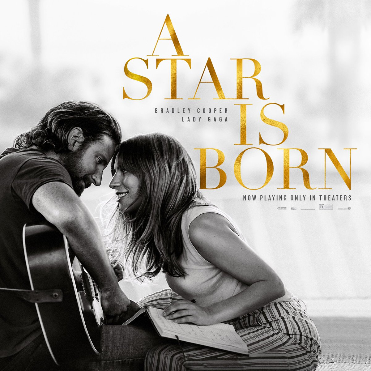EP340: A Star is Born, Predator, Shape of Water, Jurassic World 2 Reviews, The Mule, Vice, Creed 2, Holmes and Watson Trailers