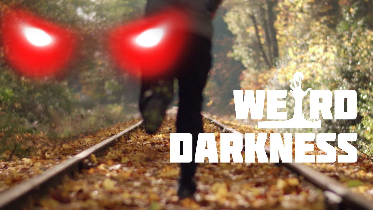 """""""THE FINISHING LINE"""" by Mark Towse - #WeirdDarkness #Creepypasta"""