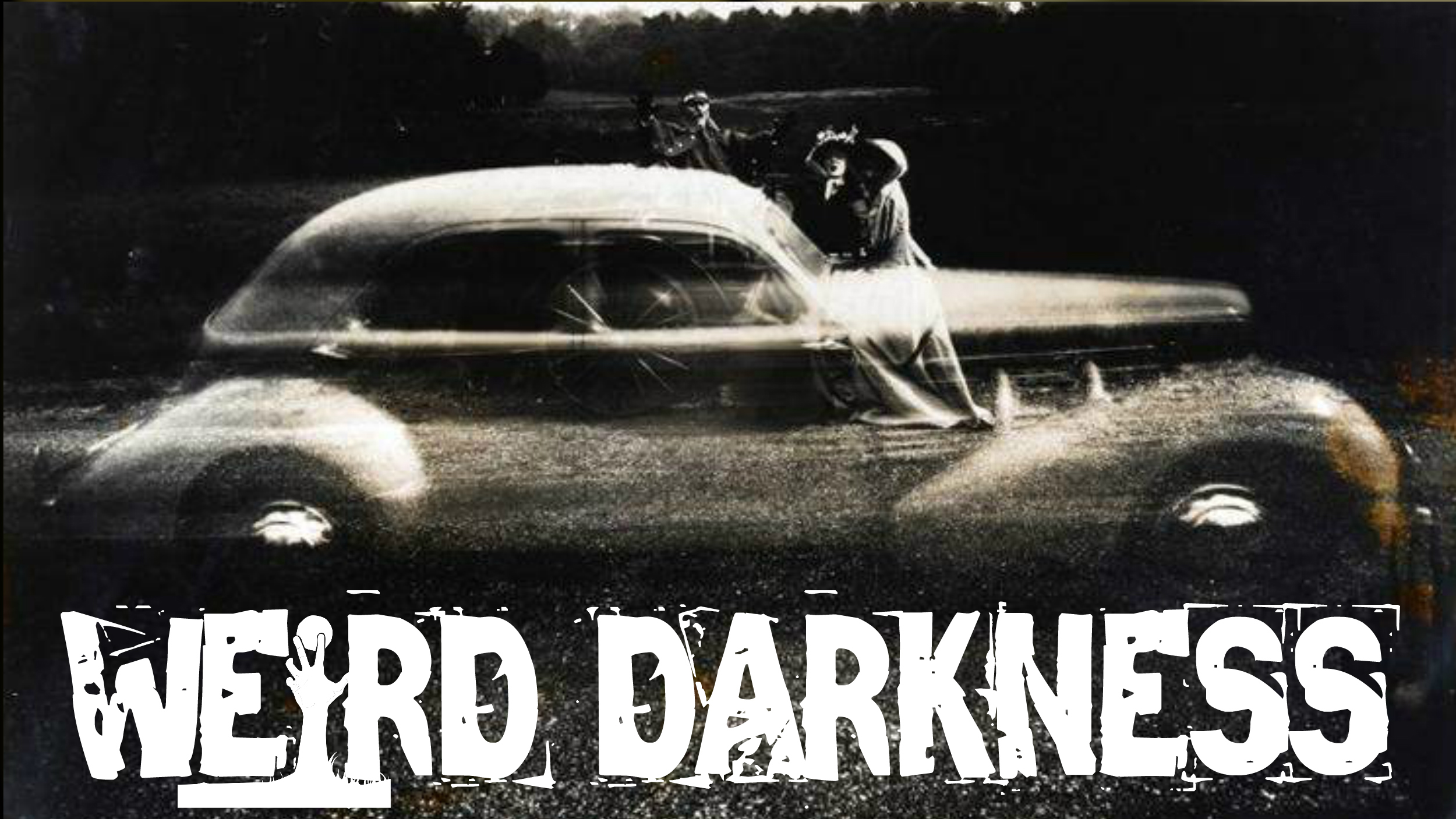 """""""GHOSTLY CAR IN DETROIT"""" and 5 More Scary True Paranormal Horror Stories! #WeirdDarkness"""