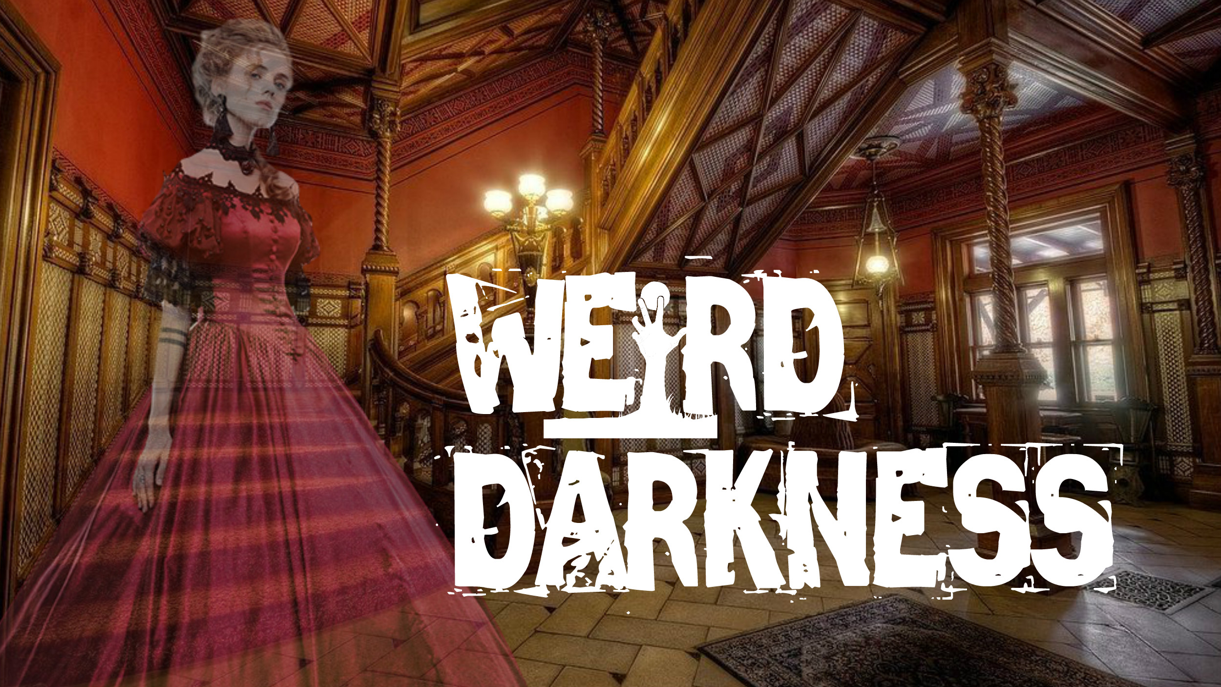"""""""THE LADY LAUGHING IN MY BEDROOM"""" and 3 More Terrifying True Stories! #WeirdDarkness"""
