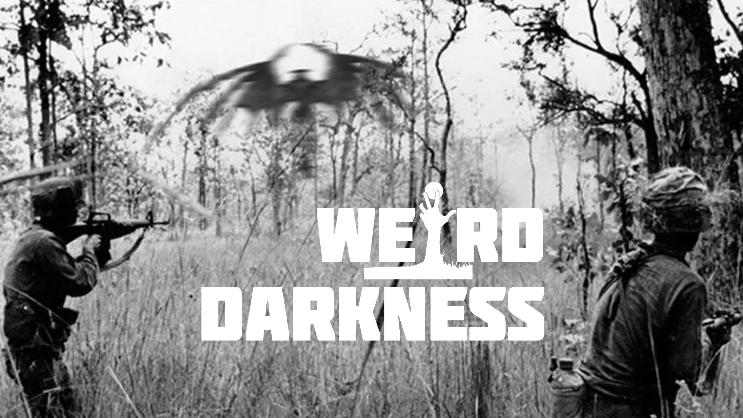 """""""HORRORS IN BATTLE, MONSTERS IN WAR"""" and More Terrifying True Stories! #WeirdDarkness"""