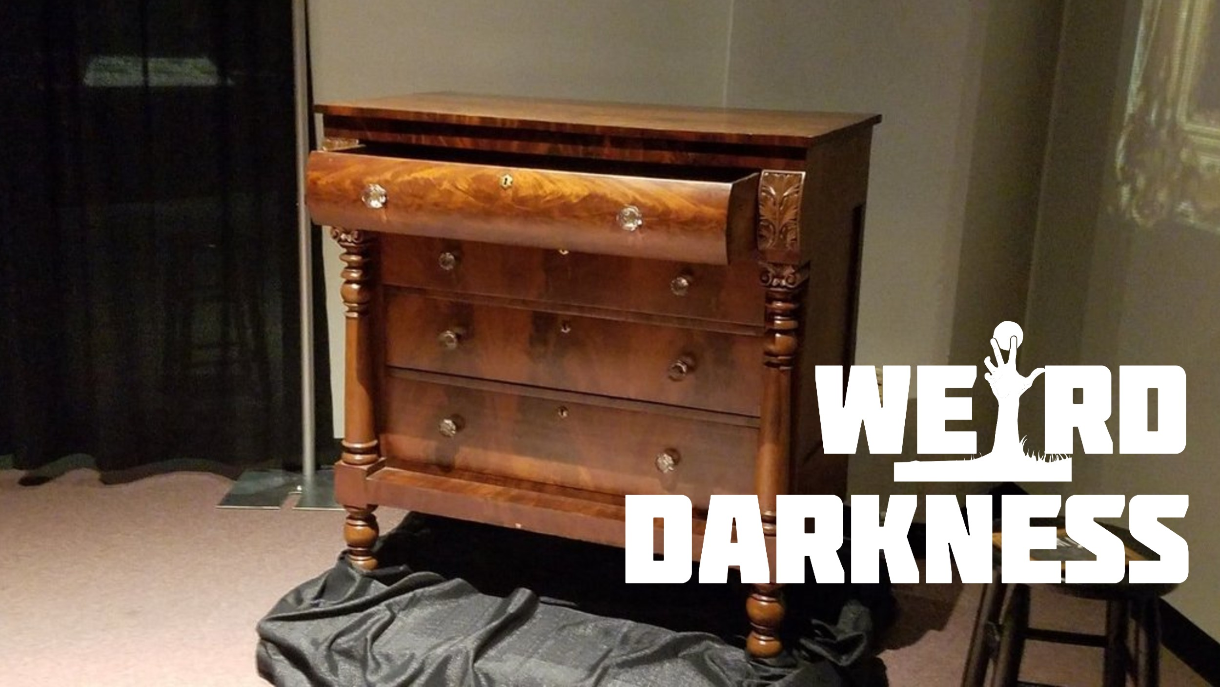 """""""THE CONJURE CHEST"""", """"THE HAUNTING OF DRISH HOUSE"""" and More Terrifying True Stories! #WeirdDarkness"""