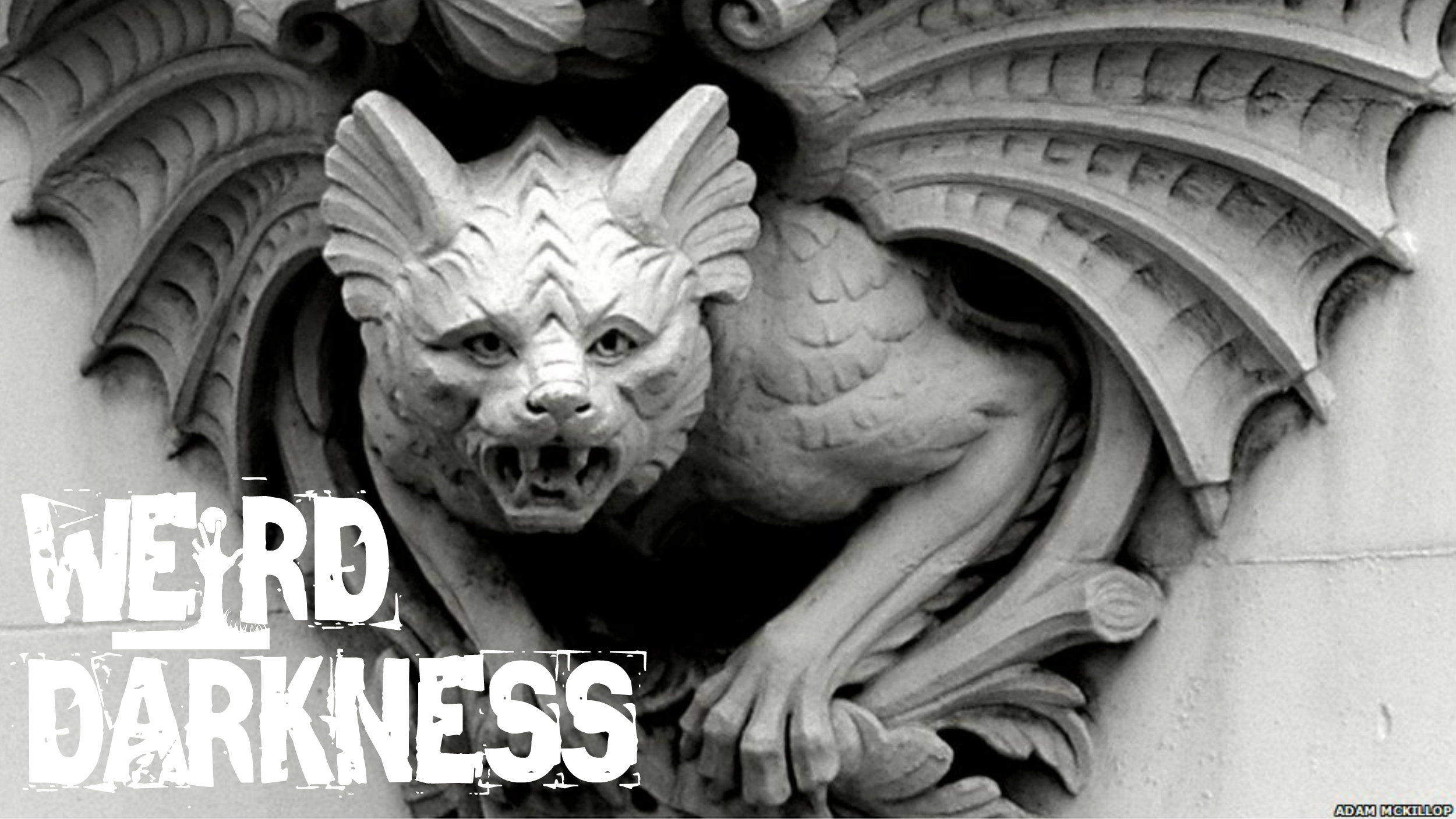 """THE DEMON LEAPER"" and 7 More Scary TRUE Paranormal Horror Stories! #WeirdDarkness"
