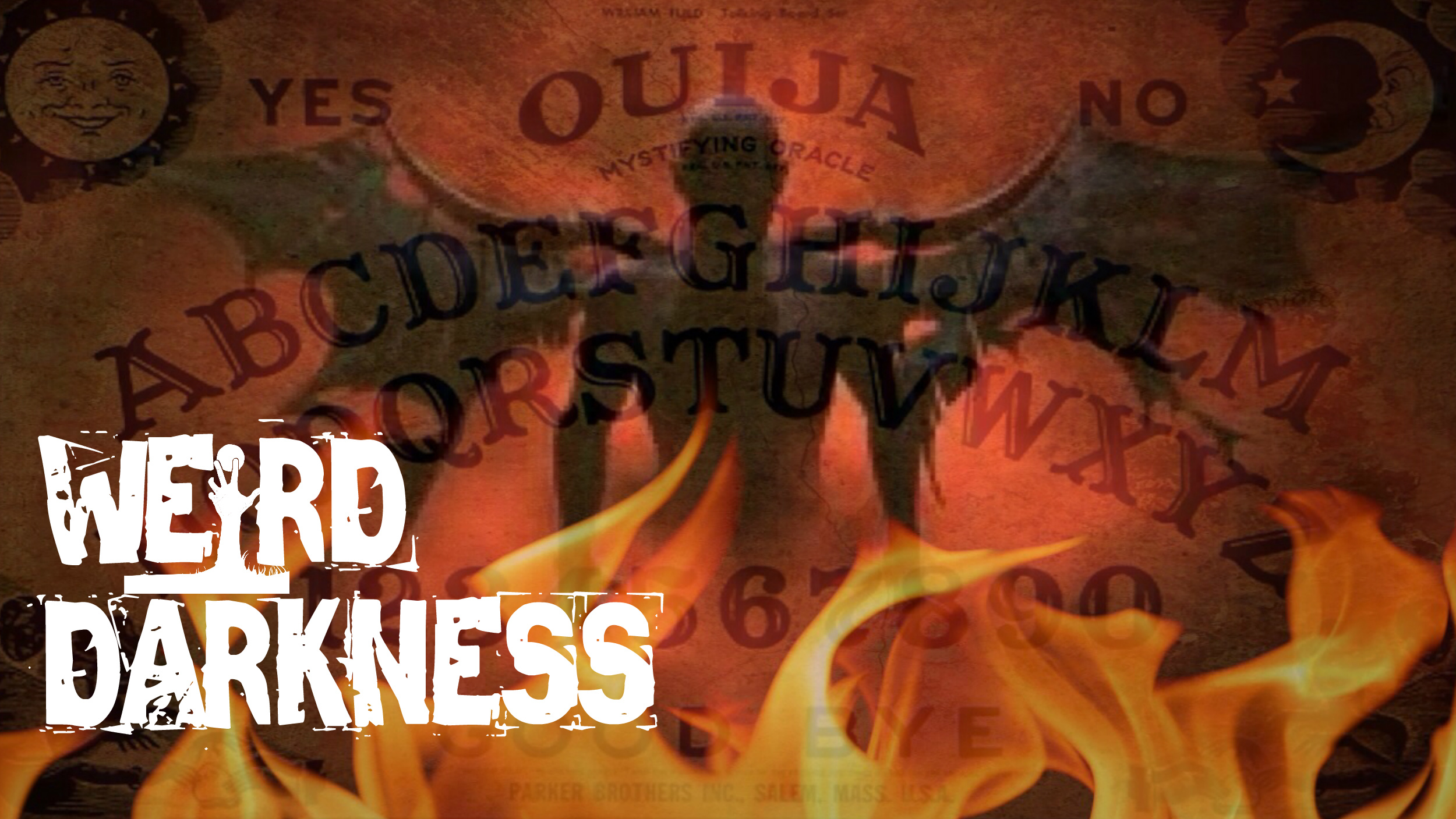 """BATTLE WITH A OUIJA BOARD ENTITY"" and More True Scary Paranormal Horror Stories! #WeirdDarkness"