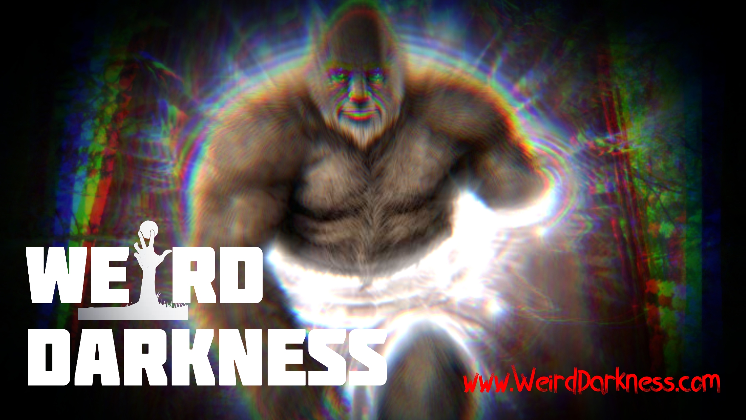 """INTERDIMENSIONAL SASQUATCH"" and 5 More Creepy True Stories! #WeirdDarkness"