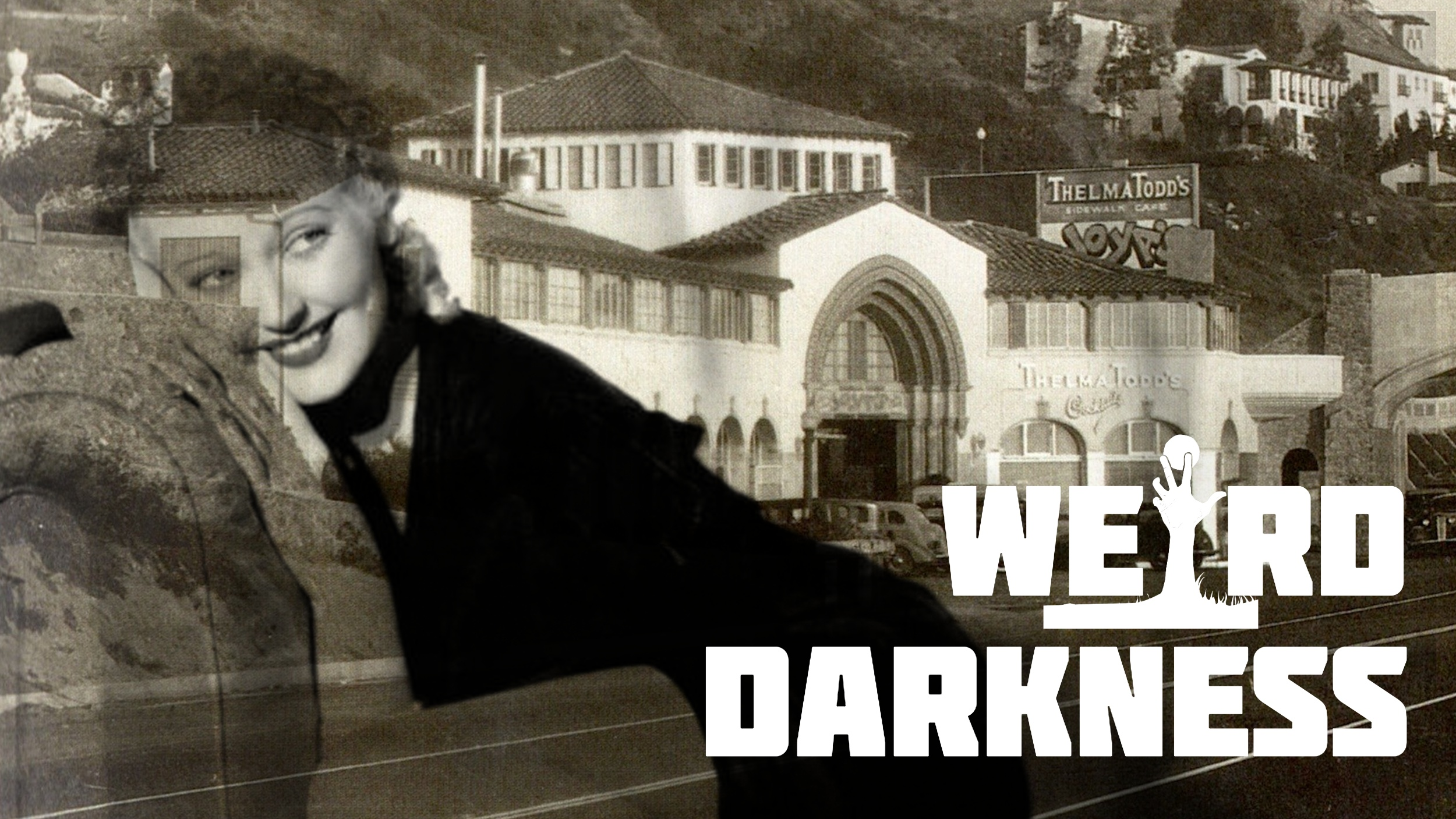 """THE SUSPICIOUS DEATH OF HOLLYWOOD ACTRESS THELMA TODD"" and More True Stories! #WeirdDarkness"