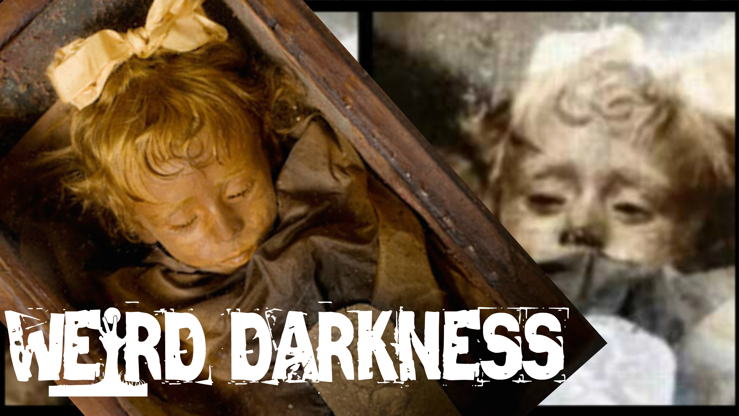 "#WeirdDarkness: ""THE BLINKING MUMMY OF ROSALIA LOMBARDO"" and 4 More True Paranormal Horrors!"