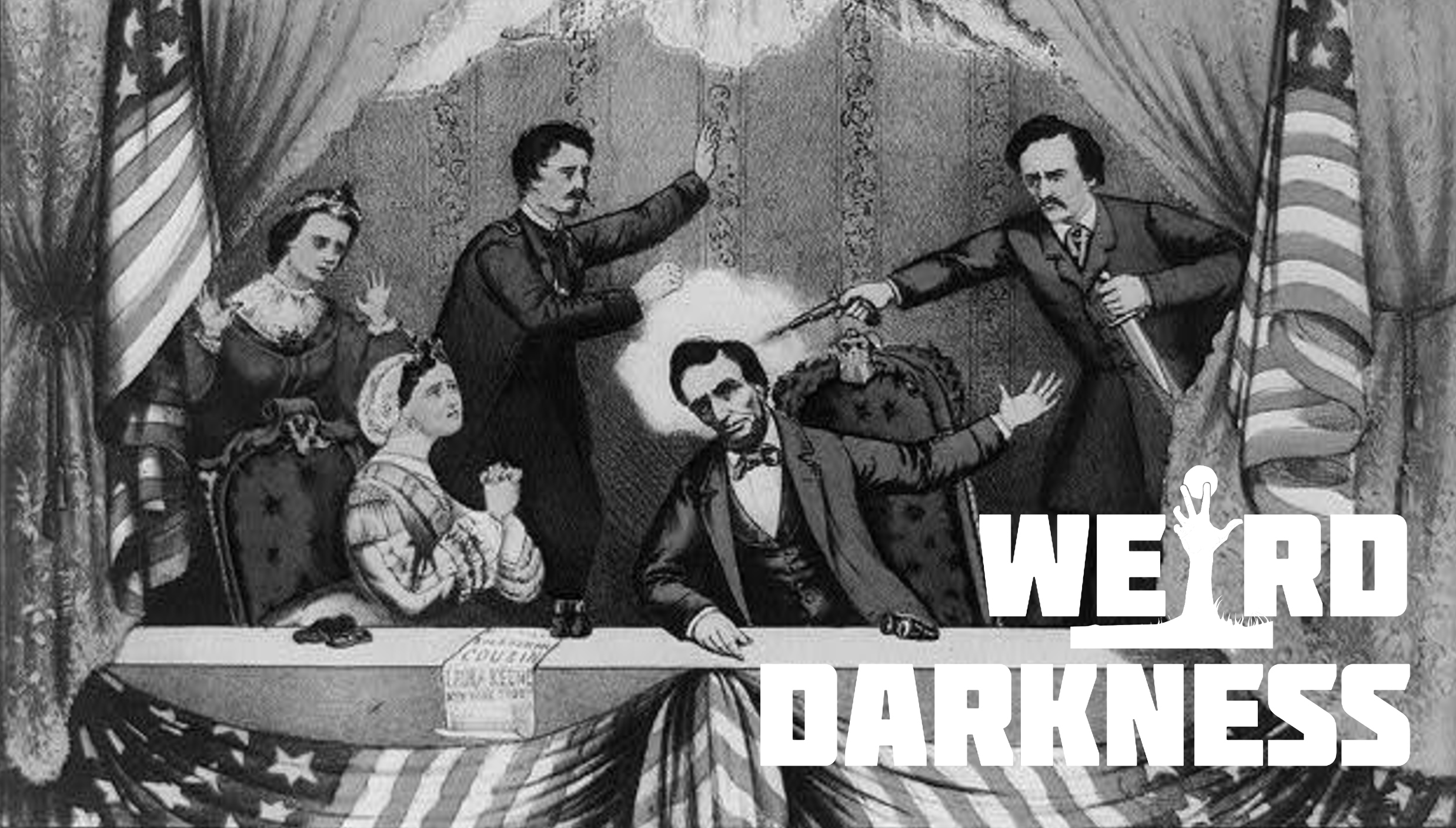 "#WeirdDarkness: ""THE ASSASSINATION CURSE"" and 5 More Disturbing True Stories!"