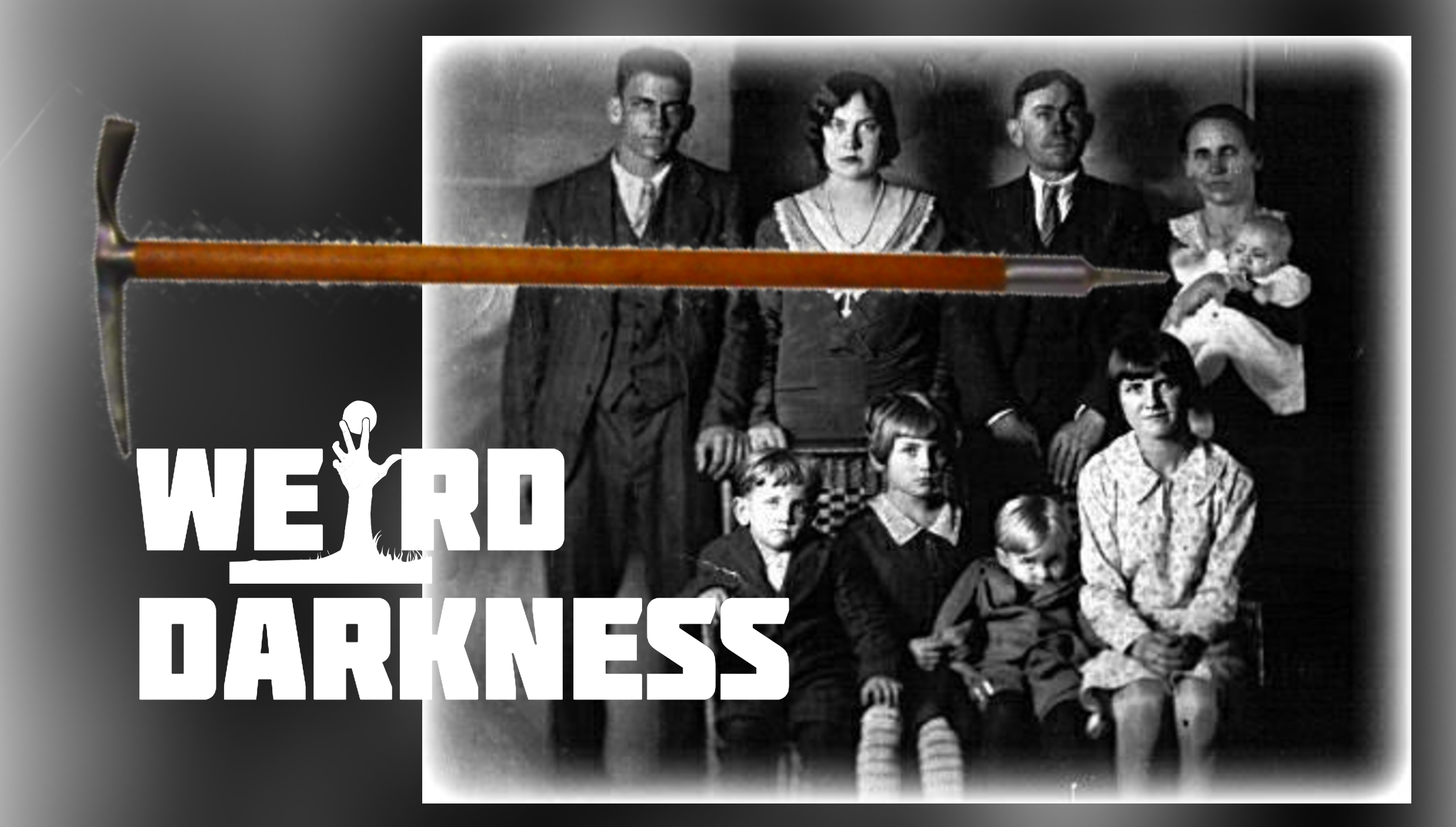 "#WeirdDarkness: ""THE LAWSON FAMILY CHRISTMAS MASSACRE"""
