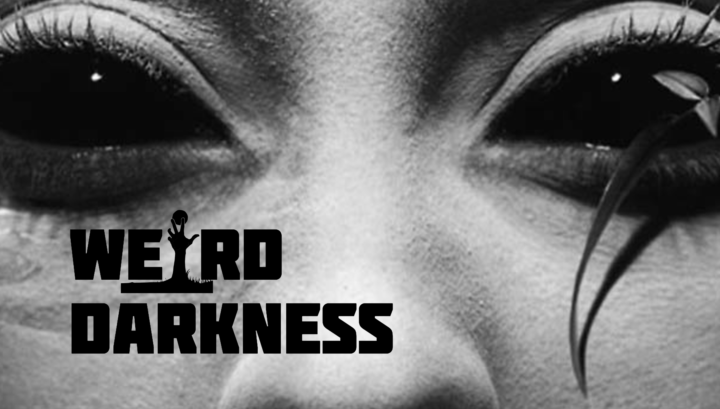 #WeirdDarkness: What Happens When You Let A Black-Eyed Kid Into Your House?