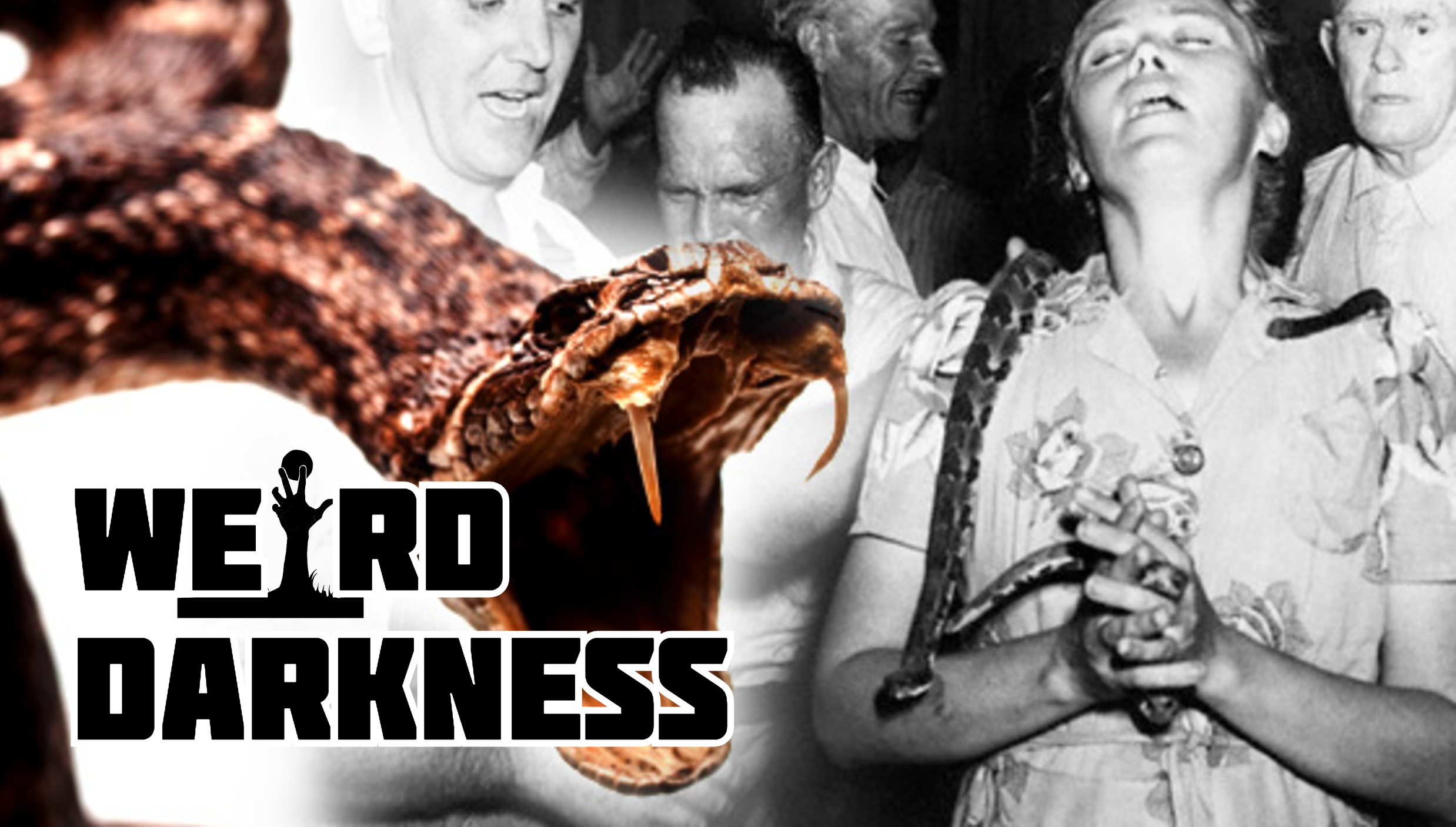 "#WeirdDarkness: ""SLITHERING PREACHER KILLER"" and 3 More Horrifying True Stories!"