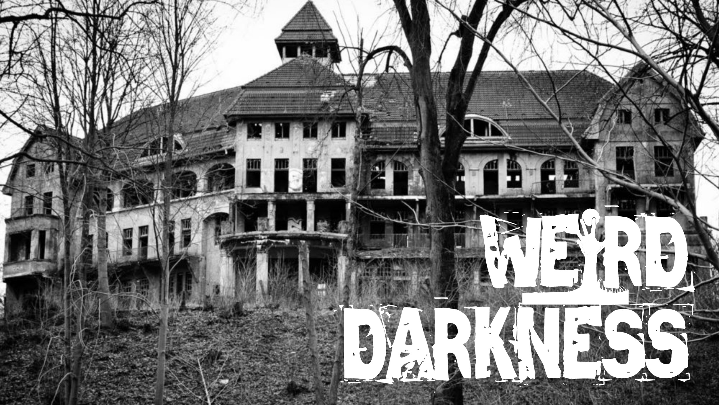 """#WeirdDarkness: """"THE HOUSE THE DEVIL BUILT"""" and 13 More Terrifying True Horror Stories!"""