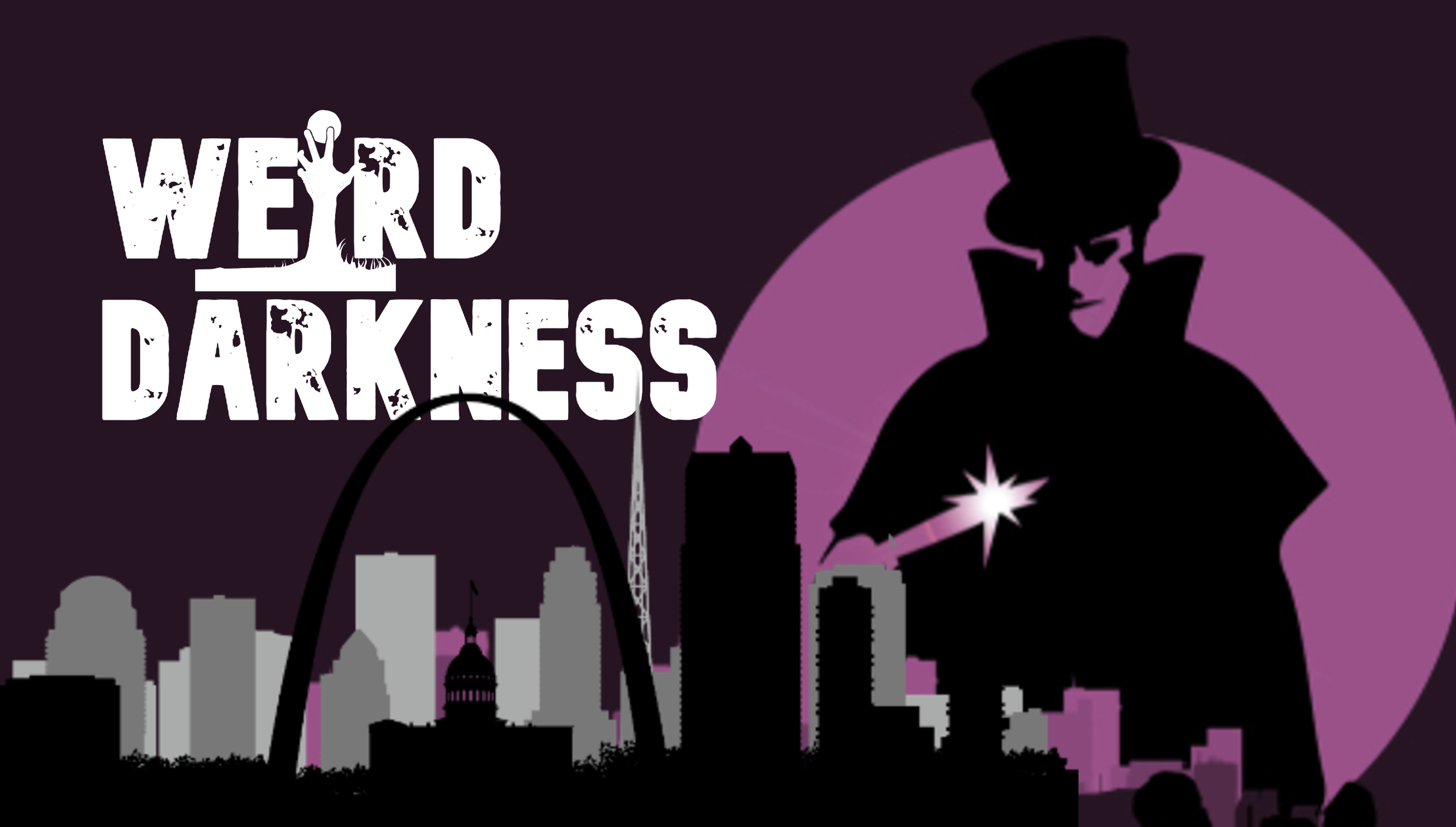 """#WeirdDarkness: """"WAS JACK THE RIPPER FROM ST. LOUIS, MISSOURI?"""" and More Weird But True Stories!"""