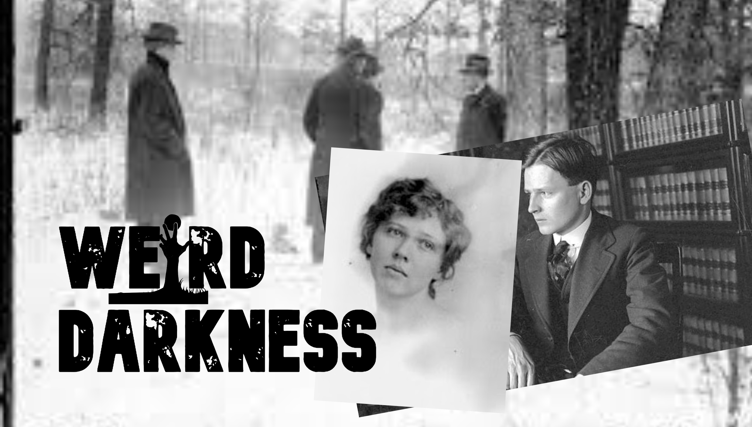 """#WeirdDarkness: """"THE GIRL IN THE SNOW"""" and 3 More Terrifying True Paranormal Horror Stories!"""