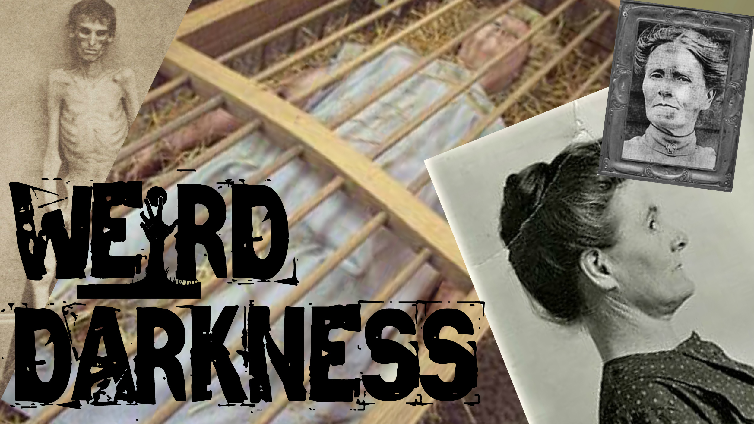 """#WeirdDarkness: THE HORRORS OF DR. LINDA HAZZARD"""" and 4 More Terrifying True Horror Stories!"""