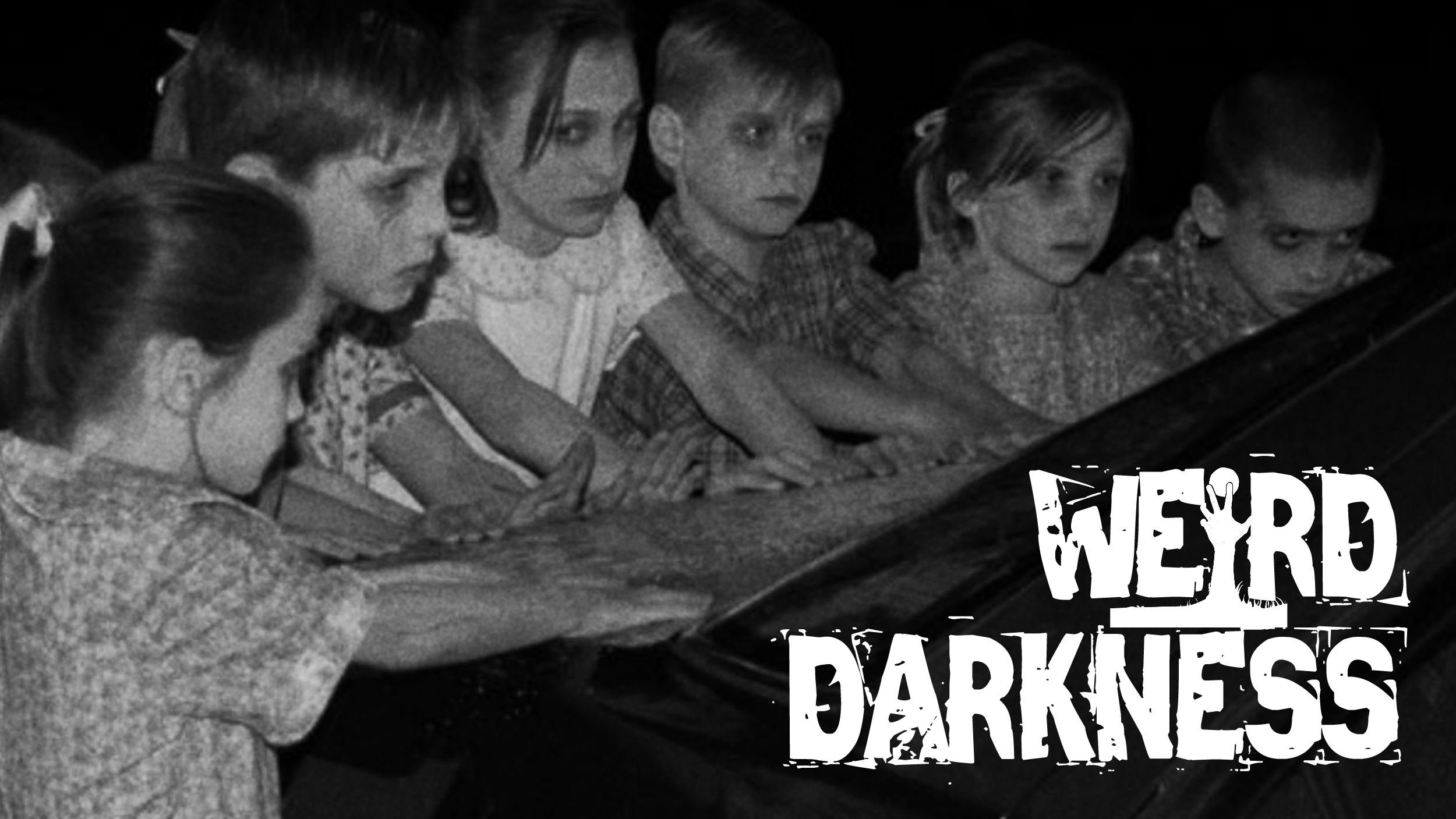 """#WeirdDarkness: """"GHOSTLY HANDPRINTS"""" and More Terrifying True Paranormal Horror Stories!"""