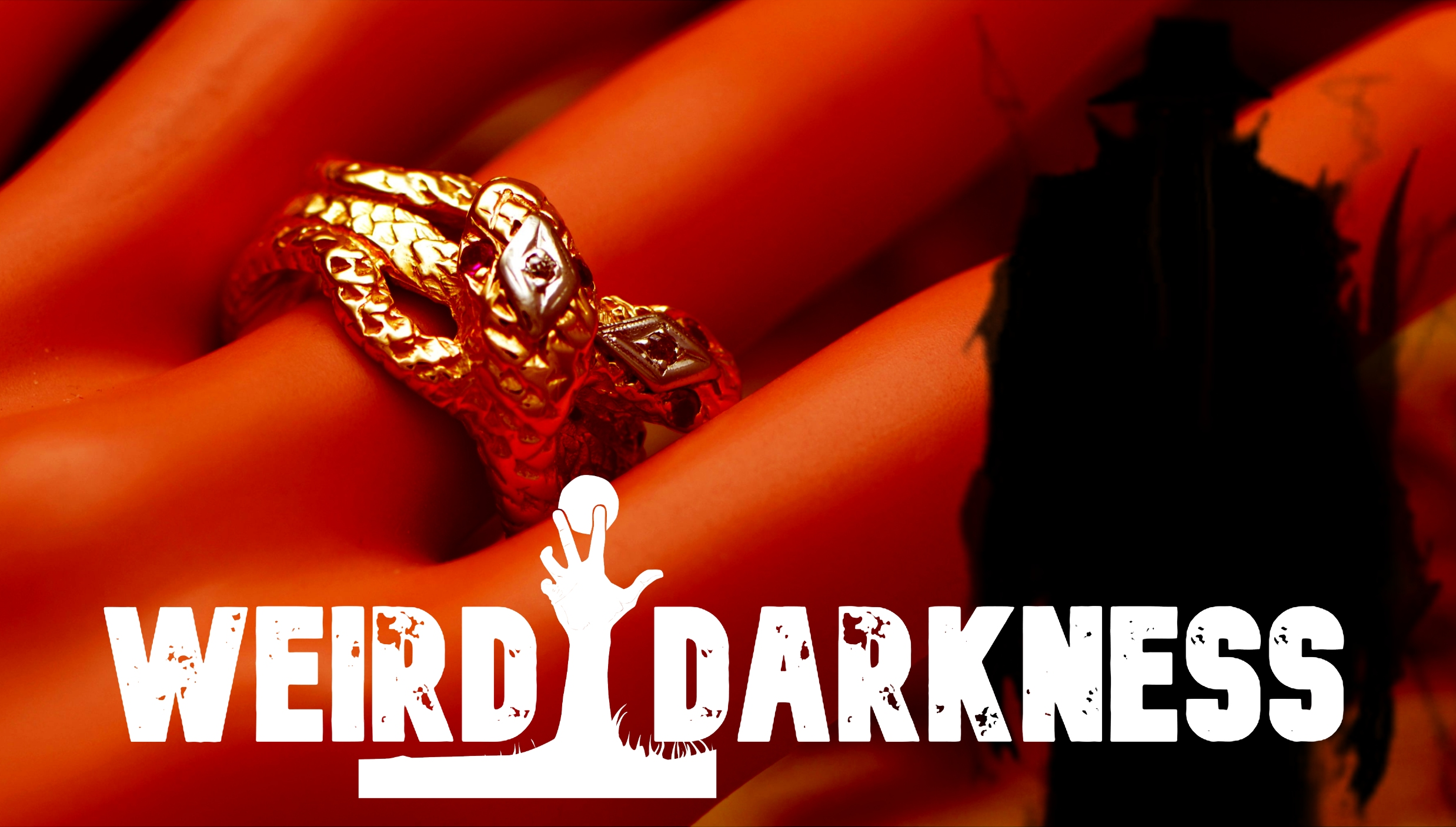 """#WeirdDarkness: """"THE HAUNTER OF THE RING"""" Classic Horror Story!"""
