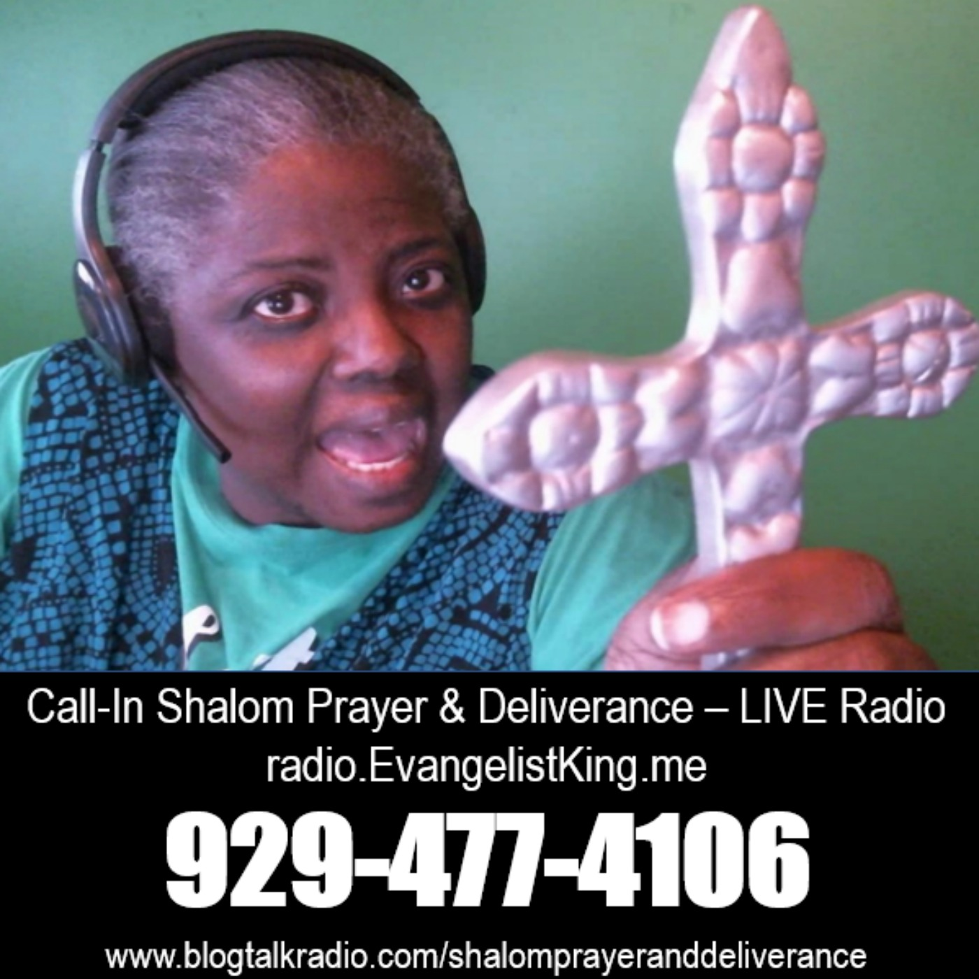 Call-In Shalom Prayer & Deliverance (New Program)