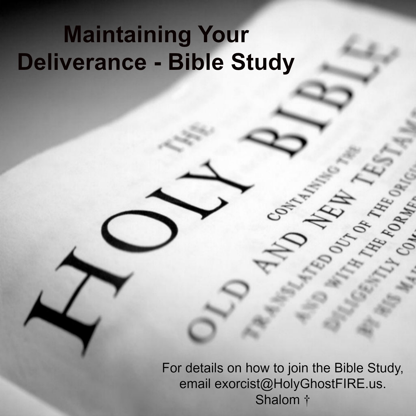 Maintaining Your Deliverance - Bible Study: Class 08 - Our Bodies a LIVING Sacrifice
