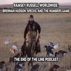 Ramsey Russell Worldwide: Brennan Hudson, Specks, and The Numbers Game