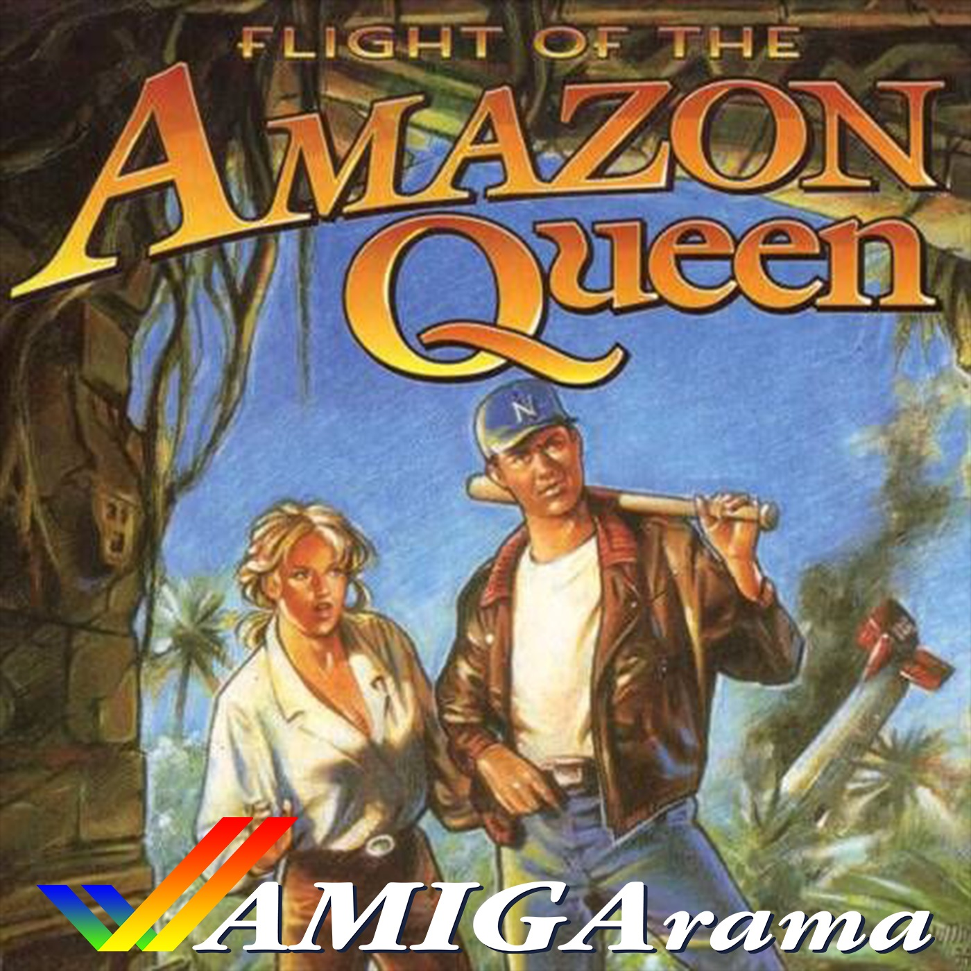 AMIGArama Podcast Episode 10: Flight of the Amazon Queen