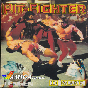 AMIGArama Podcast Episode 86: Pit-Fighter