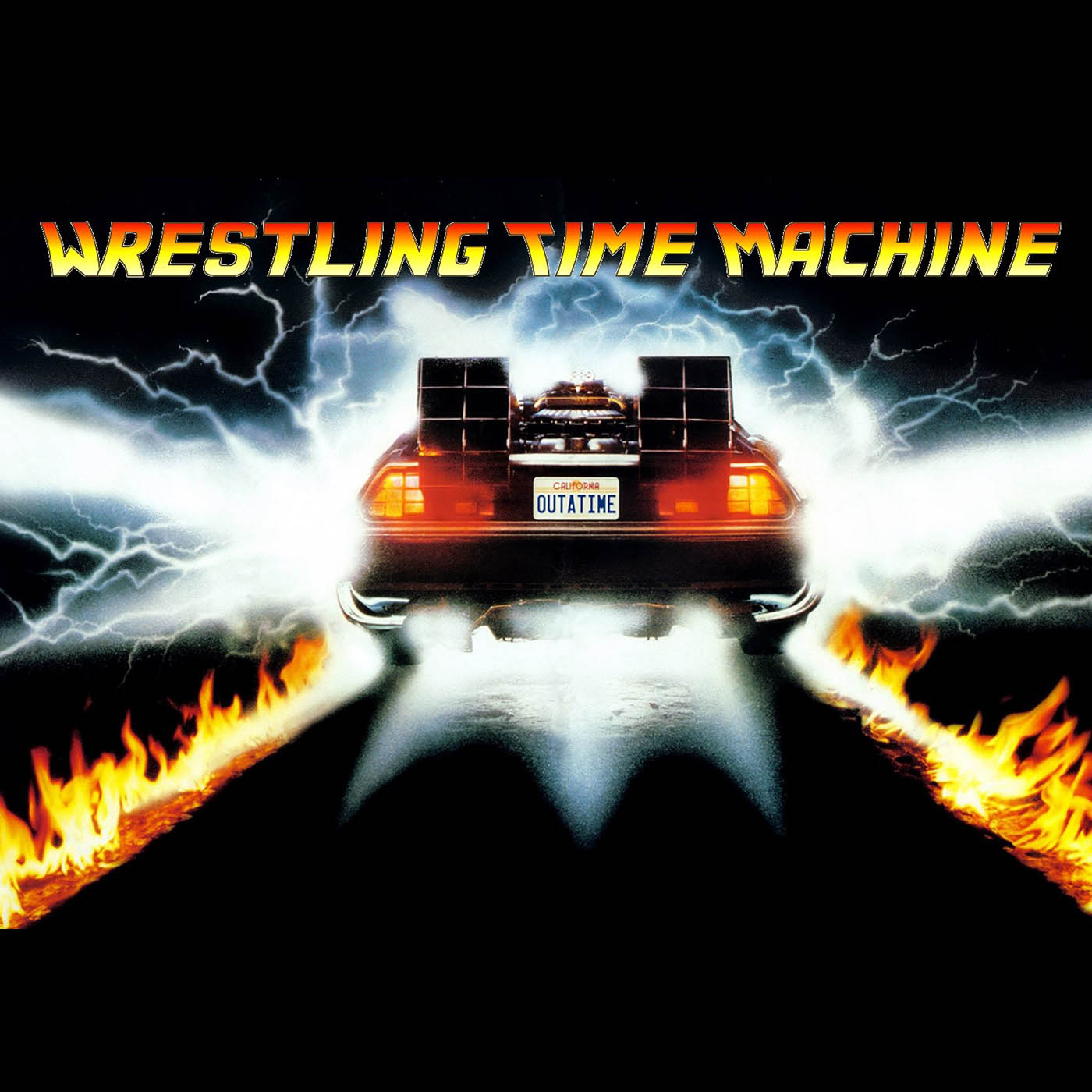 The Wrestling Time Machine, Episode 6.2, June of 1995, Part 2