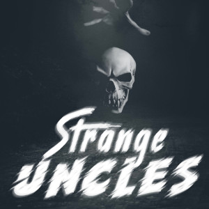 """Strange Uncles S4E1; """"Interview with American Madness Author Tea Krulos"""""""