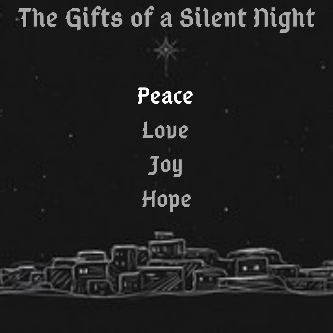 C3AKids Christmas & 200 Years of Silent Night: JOY // Tracy Simmons December 16th, 2018