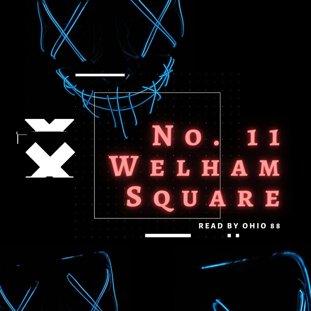 Halloween 2020: No. 11 Welham Square