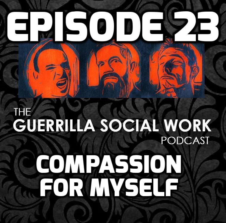 #23 Compassion for Myself