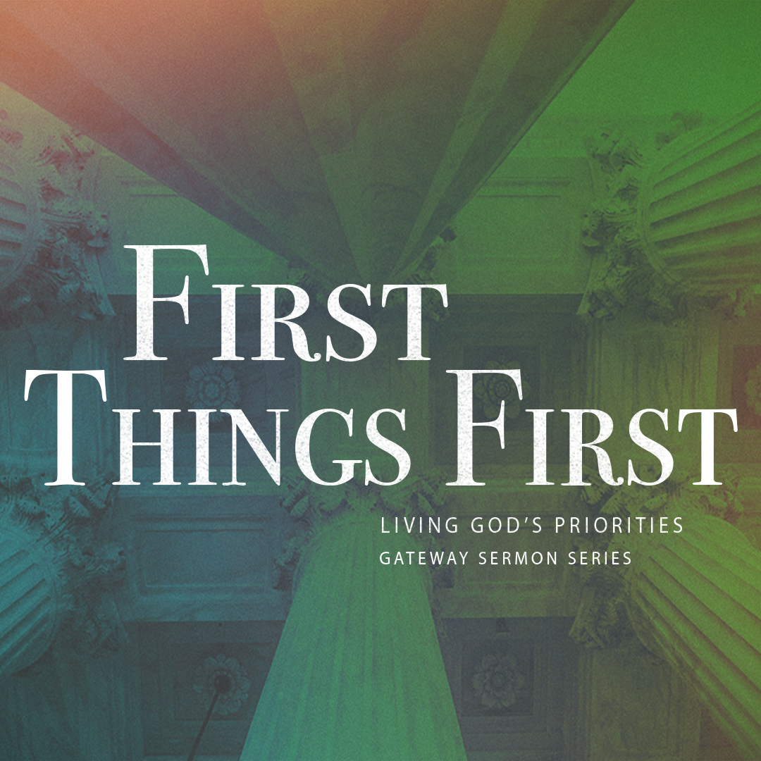 Ps Jason Mannering - March 31, 2019 - First Things First Pt 9