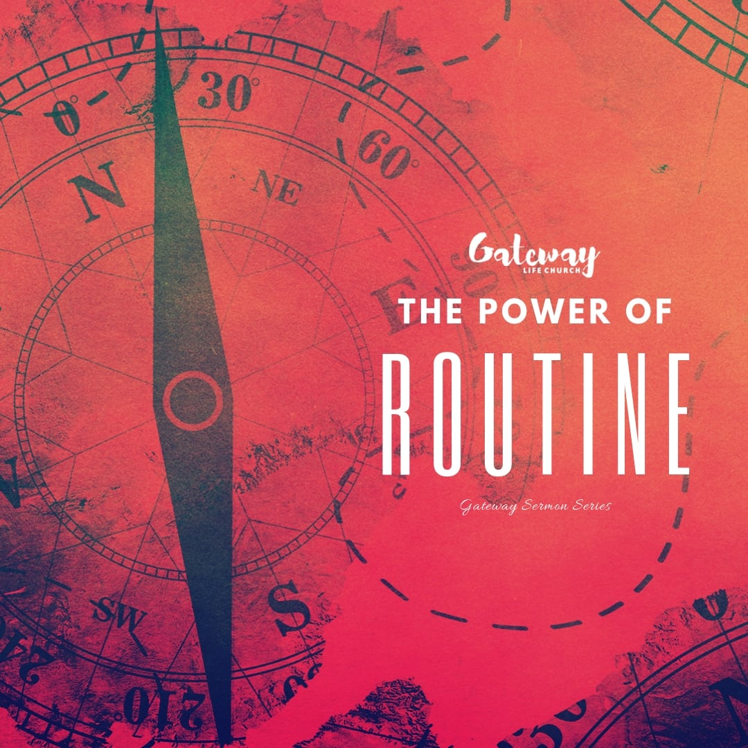 Ps Jason Mannering - January 27, 2019 - The Power Of Routine Pt 4