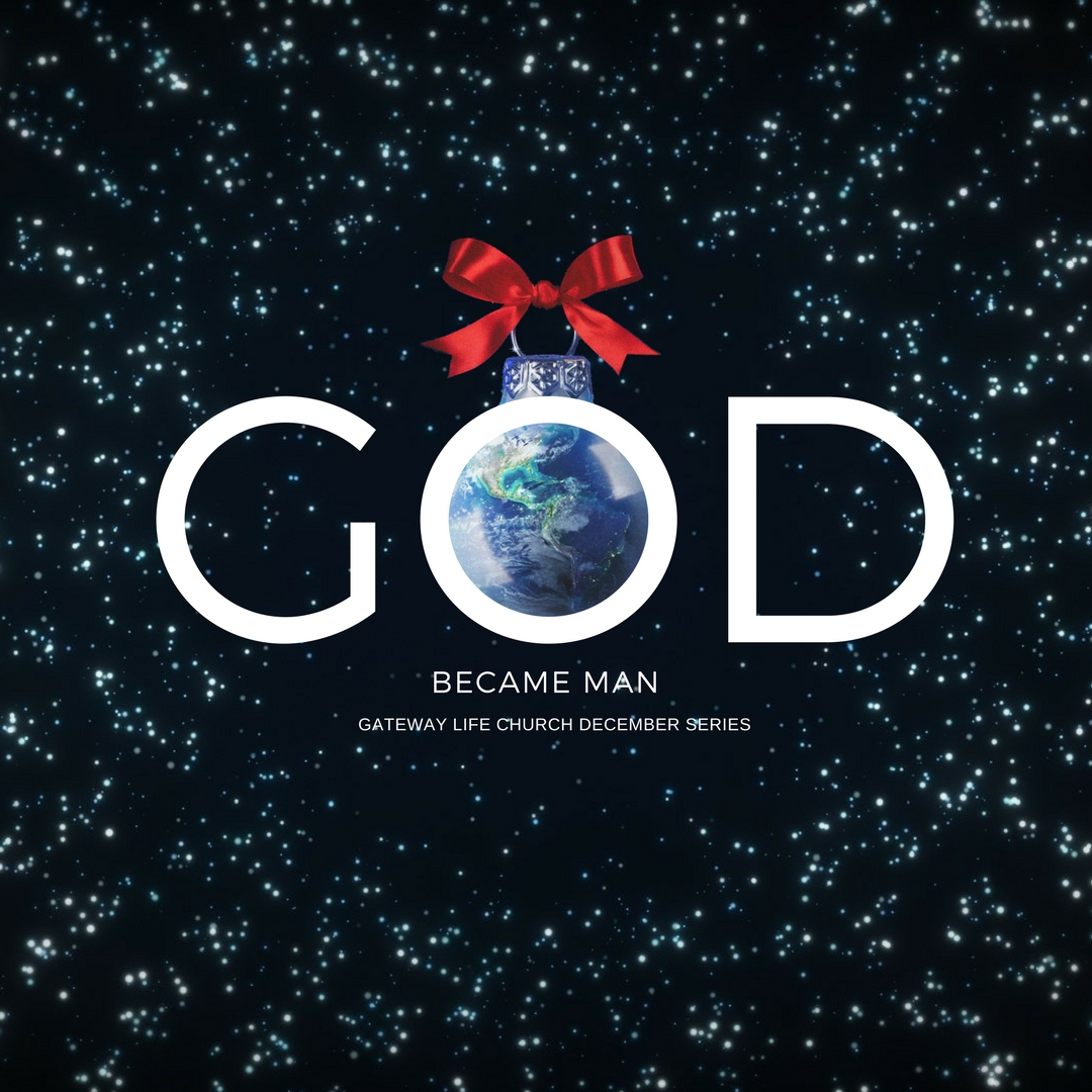Kate Polkinghorne - December 31, 2017 - God Became Man Pt 5