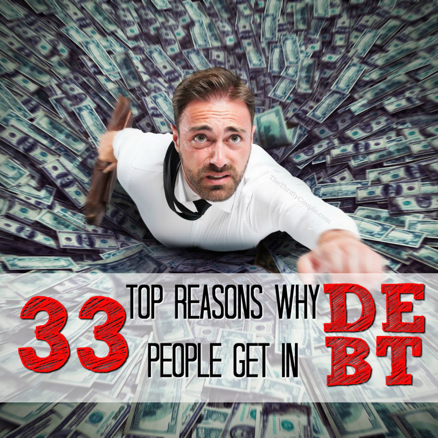 TTC 002 Why People Get in Debt Part 1