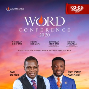 The Integrity of God's Word (2) WC Day 1 // Rev. Peter Ayo-Alabi