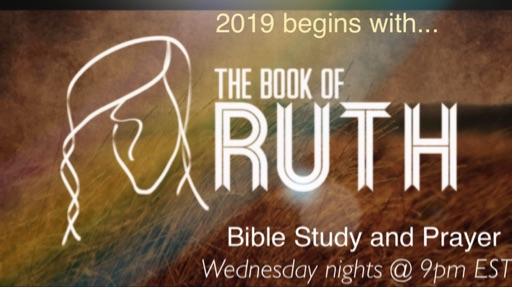 Jan 23, 2019 Book of Ruth chapt3